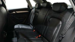 2015 Audi Q3 8U MY16 TDI S Tronic Quattro Grey 7 Speed Sports Automatic Dual Clutch Wagon