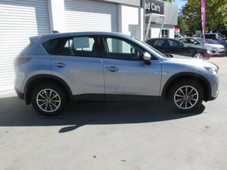 2013 Mazda CX-5 KE1031 MY13 Maxx SKYACTIV-Drive AWD Aluminium 6 Speed Sports Automatic Wagon.