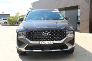 2020 Hyundai Santa Fe Tm.v3 MY21 Elite DCT Taiga Brown 8 Speed Sports Automatic Dual Clutch Wagon.