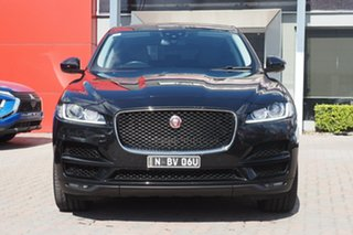 2016 Jaguar F-PACE X761 MY17 Prestige Black 8 Speed Sports Automatic Wagon