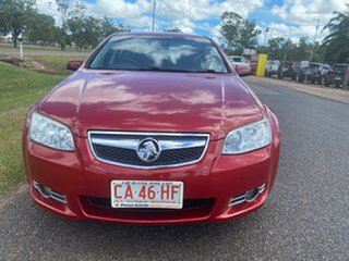 2012 Holden Commodore VE II MY12 Equipe Red 6 Speed Sports Automatic Sedan