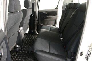 2014 Toyota Hilux KUN26R MY14 SR (4x4) White 5 Speed Manual Dual Cab Pick-up