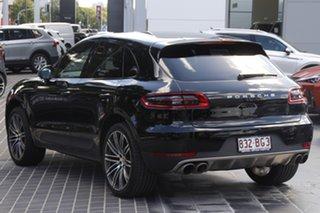 2016 Porsche Macan 95B MY17 S PDK AWD Black 7 Speed Sports Automatic Dual Clutch Wagon.