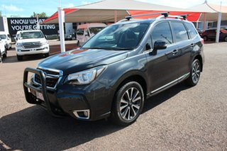 2016 Subaru Forester S4 MY16 XT CVT AWD Premium Black 8 Speed Continuous Variable Wagon.