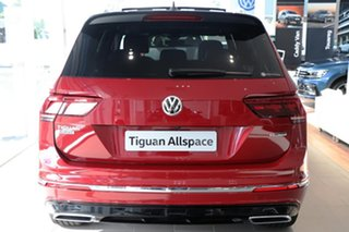 2021 Volkswagen Tiguan 5N MY21 162TSI Highline DSG 4MOTION Allspace Red 7 Speed