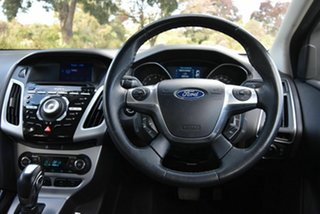 2012 Ford Focus LW MkII Titanium PwrShift Grey 6 Speed Sports Automatic Dual Clutch Sedan