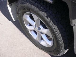 2012 Nissan Navara D40 S7 MY12 RX White 6 Speed Manual Utility