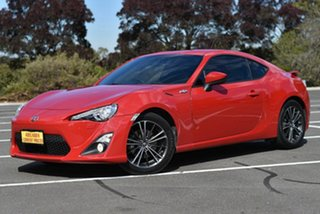 2015 Toyota 86 ZN6 GTS Red 6 Speed Manual Coupe.