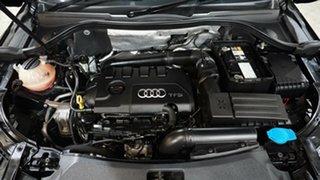 2013 Audi Q3 8U MY13 TFSI S Tronic Quattro Black 7 Speed Sports Automatic Dual Clutch Wagon