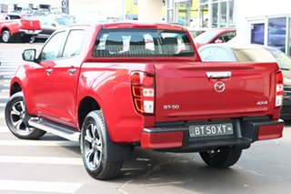 2020 Mazda BT-50 TFS40J XTR Red Volcano 6 Speed Sports Automatic Utility.