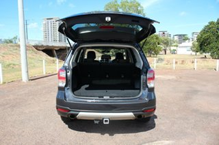 2016 Subaru Forester S4 MY16 XT CVT AWD Premium Black 8 Speed Continuous Variable Wagon