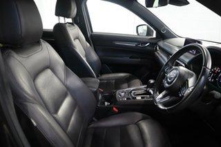 2018 Mazda CX-5 KF4WLA Akera SKYACTIV-Drive i-ACTIV AWD Brown 6 Speed Sports Automatic Wagon