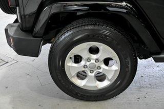 2015 Jeep Wrangler JK MY2015 Unlimited Overland Black 5 Speed Automatic Hardtop