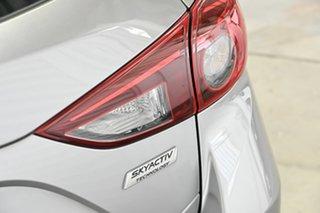 2016 Mazda 3 BM5478 Neo SKYACTIV-Drive Silver 6 Speed Sports Automatic Hatchback