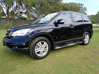 2010 Honda CR-V RE MY2010 Sport 4WD Black 5 Speed Automatic Wagon.