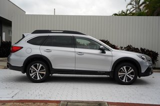 2018 Subaru Outback B6A MY18 2.5i CVT AWD Premium Silver 7 Speed Constant Variable Wagon
