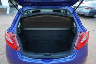 2009 Mazda 2 DE Neo Blue 4 Speed Automatic Hatchback