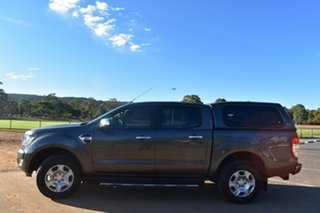 2017 Ford Ranger PX MkII XLT Double Cab Grey 6 Speed Sports Automatic Utility