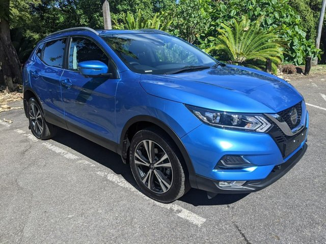 Used Nissan Qashqai J11 Series 3 MY20 ST-L X-tronic Stuart Park, 2020 Nissan Qashqai J11 Series 3 MY20 ST-L X-tronic Blue 1 Speed Constant Variable Wagon
