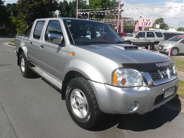 Used Nissan Navara ST-R Margate, 2012 Nissan Navara ST-R Silver 5 Speed Manual Dual Cab