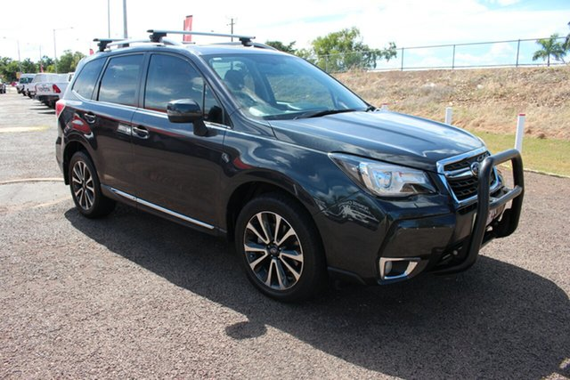 Pre-Owned Subaru Forester S4 MY16 XT CVT AWD Premium Darwin, 2016 Subaru Forester S4 MY16 XT CVT AWD Premium Black 8 Speed Continuous Variable Wagon