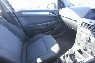 2007 Holden Astra AH MY07 CDTi Grey 6 Speed Manual Hatchback.