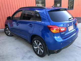 2014 Mitsubishi ASX XB MY14 Aspire Blue 6 Speed Sports Automatic Wagon.
