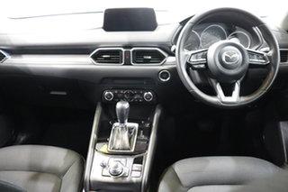 2017 Mazda CX-5 KF4W2A Maxx SKYACTIV-Drive i-ACTIV AWD Sport Red/Black 6 Speed Sports Automatic