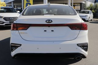 2019 Kia Cerato BD MY19 SI Clear White 6 Speed Sports Automatic Sedan