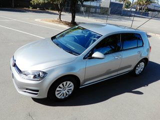 2015 Volkswagen Golf VII MY15 90TSI DSG Grey 7 Speed Sports Automatic Dual Clutch Hatchback