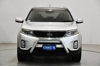 2015 Kia Sorento UM MY16 Platinum AWD Silver 6 Speed Sports Automatic Wagon.