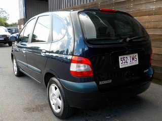 2004 Renault Scenic J64 MY03 Expression Green 4 Speed Automatic Hatchback