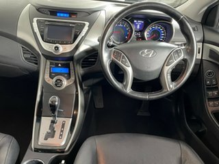 2012 Hyundai Elantra MD Elite Blue 6 Speed Sports Automatic Sedan