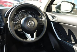 2012 Mazda CX-5 KE1021 Grand Touring SKYACTIV-Drive AWD Crystal White Pearl 6 Speed Sports Automatic