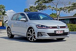 2017 Volkswagen Golf 7.5 MY17 GTI Performance DSG Edition 1 White Silver 7 Speed.