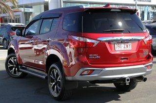 2020 Isuzu MU-X MY19 LS-T Rev-Tronic Maroon 6 Speed Sports Automatic Wagon.