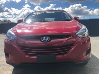 2015 Hyundai ix35 LM3 MY15 Active Red 6 Speed Sports Automatic Wagon