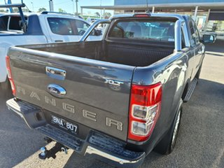 2020 Ford Ranger PX MkIII 2021.25MY XLT Grey 6 Speed Sports Automatic Super Cab Pick Up