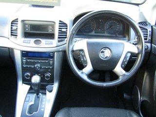 2011 Holden Captiva CG Series II 7 AWD CX Active Grey 6 Speed Sports Automatic Wagon