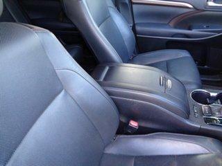 2014 Toyota Kluger GSU55R Grande AWD Silver 6 Speed Sports Automatic Wagon