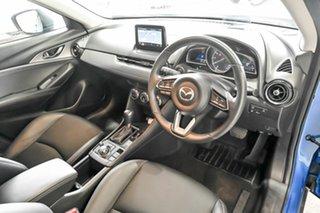 2018 Mazda CX-3 DK2W7A Akari SKYACTIV-Drive Blue 6 Speed Sports Automatic Wagon