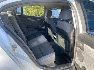 2007 Holden Commodore VE Omega Heron White 4 Speed Automatic Sedan