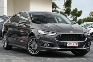 2015 Ford Mondeo MD Titanium Grey 6 Speed Sports Automatic Hatchback.