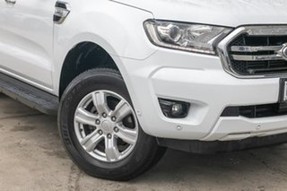 2018 Ford Ranger PX MkIII 2019.00MY XLT Hi-Rider White 6 Speed Sports Automatic Utility.