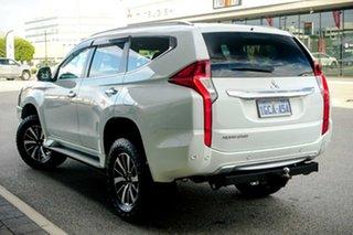 2016 Mitsubishi Pajero Sport QE MY16 Exceed White 8 Speed Sports Automatic Wagon.