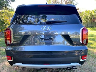 2021 Hyundai Palisade LX2.V1 MY21 Highlander AWD Steel Graphite 8 Speed Sports Automatic Wagon