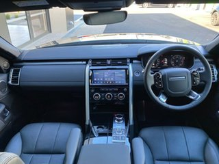 2020 Land Rover Discovery Series 5 L462 MY20 HSE Grey 8 Speed Sports Automatic Wagon