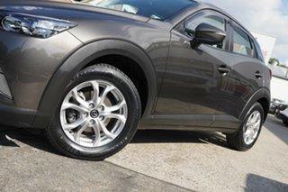 2016 Mazda CX-3 DK2W76 Maxx SKYACTIV-MT Grey 6 Speed Manual Wagon.