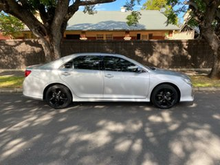 2015 Toyota Aurion GSV50R Sportivo Silver 6 Speed Sports Automatic Sedan