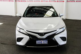2020 Toyota Camry ASV70R SX Frosted White 6 Speed Sports Automatic Sedan.